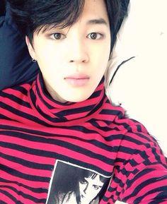 ywqjni-l-610x610-shirt-jimin-bts-jimin+shirt-red-stripes.jpg (497×610)