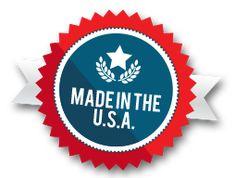 Made-in-the-USA-Badge Custom Truck Beds, Custom Trucks, Utility Truck Beds, Flatbed Truck Beds, Car Hauler Trailer, Truck Camper, Campers, Badge, Usa