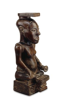 Ndop Figure of King Shyaam aMbul a Ngoong, late century . Related to Ndop (portrait figure) of King Mishe miShyaang maMbul. Kuba peoples (Democratic Republic of the Congo). African Masks, African Art, Africa Quiz, Ap Art History 250, Congo, Cradle Of Civilization, African Sculptures, Museum Collection, Tribal Art
