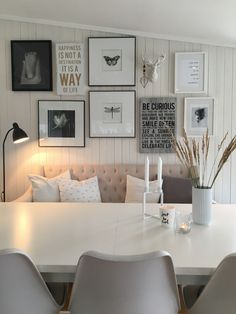 Junes Dagbok: FRA NATUREN! Gallery Wall, Home Decor, Nature, Decoration Home, Room Decor, Home Interior Design, Home Decoration, Interior Design