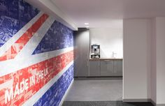 Ward Robinson | Interior Design | Newcastle Upon Tyne | Reece Group | Reception | Client Lounge | Meeting Space | Breakout | Project Management | Agile Working | Smart Working | Collaboration | Colleagues | Flexible