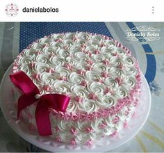 The Cake Decorating Business Fancy Cakes, Cute Cakes, Pretty Cakes, Mini Cakes, Cake Icing, Buttercream Cake, Eat Cake, Frosting, Deco Cupcake