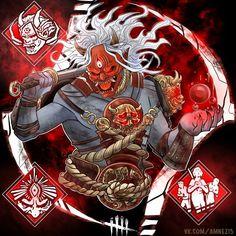 dead by daylight meg Arte Horror, Horror Art, Horror Movies, Scary Movies, Japan Tattoo, Horror Drawing, Funny Horror, Horror Icons, Sakura