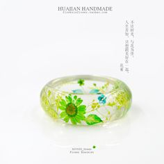 Aliexpress.com : Buy Huajian Bracelet Handmade Dried Flowers Arc Width 25mm Free Shipping HJ058 from Reliable flowers oil suppliers on Huajian Jewelry  | Alibaba Group