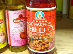 Chili Öl, Healthy Boy Brand, 250ml