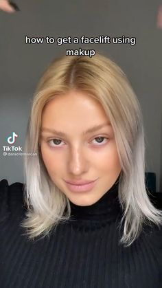 Contour Makeup, Eyebrow Makeup, Skin Makeup, Beauty Makeup, How To Makeup, Make Up Contouring, Face Contouring Tutorial, How To Contour Your Face, Makeup Eye Looks