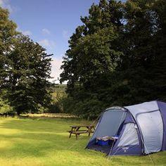 Campsite at Glendaru