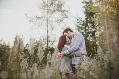 Klahanie Engagement Session.  OneButton Photography