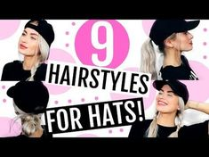 2ad1b9f070d 10 Best BaseBall Cap HairStyles images