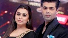 Ace actress Rani Mukherjee and ace producer Aditya Chopra are extremely private when it come to their personal lives and even when it's concerned about their daughter ADIRA.   But recently a very good friend of the couple Karan Johar gave FILMFARE a rare insight on the couple's parentin