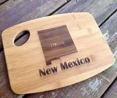 Personalized Cutting Board engraved cutting by lasercuttingboards