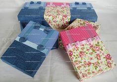 Caixa de convite do pajem e daminha de honra / Decorated Box