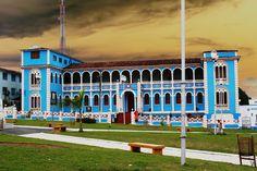 Bragança, Pará, Brasil - Palácio Episcopal