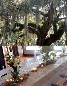 moss wedding