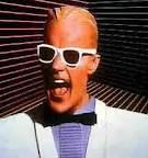 Max Headroom ... A head of it's time