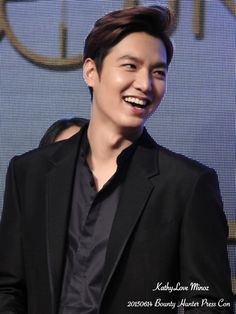 """Bounty Hunters"" Lee Min-ho, ""It's going to be a fun movie"" @ HanCinema :: The Korean Movie and Drama Database"