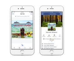 Facebook refines profiles with temporary photos and videos for mobile - CNET