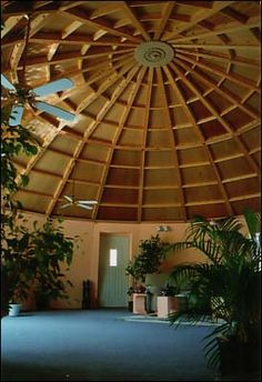 "Even small dome homes inspire a bit of awe, but some ""awe-ful"" and frustrating problems need to be overcome. See brief description of typical dome-home problems by clicking here."