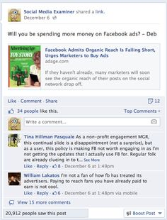 5 Facebook Marketing Hacks for Your Website
