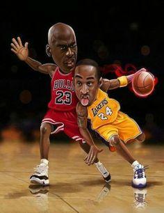 Jordan vs Kobe :DD