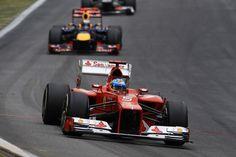 Fernando Alonso is back!