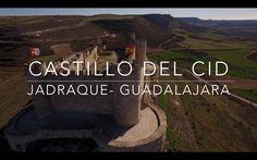 Castle of Cid (Jadraque, Spain) with Drone/ Castillo del Cid con dron