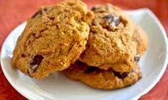 Galletas de calabaza es una de las mejores y más deliciosas recetas de galletas que podrás degustar. Anímate a fascinar a tus niños con una deliciosa receta Pumpkin Recipes, Veggie Recipes, Sweet Recipes, Real Food Recipes, Cookie Recipes, Super Cookies, Yummy Cookies, Healthy Desserts, Healthy Recipes