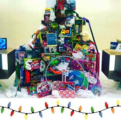 Every year our friends at @eastonsgroup hold donation drives at each of their hotels! Just check out this amazing contribution by the @westintorontoairport. THANK YOU SO MUCH FOR YOUR HELP!