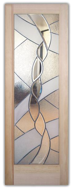 Shop our glass entry doors. Customize your glass doors with a wide variety of quality designs to fit any decor. Start exploring your glass doors options now! Exterior Doors With Glass, Entry Doors With Glass, Glass Front Door, Glass Doors, Etched Glass Door, Glass Etching, Front Entry, Front Doors, Art Deco Borders