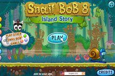 Play game Snail Bob 8 on http://8ballpoolaz.com/snail-bob-8.game