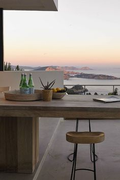 envibe:  ❛ Can Schlacher ❜ Location: IbizaDesigned by: Atlant del VentPhotographer: White/HarisaPost I by ENVIBE