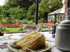 Sunnycroft National Trust Day Out - Tea, Cake and Vintage Clothes