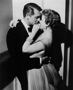 Cary and Deborah in Affair to Remember. .....If this film doesn't make you shed a tear then you are not normal #glamour #actress #beauty #hollywood #icon #style #fashion #1950s #allure #elegant #sexappeal #film #actor #handsome #romance #england #lovestory