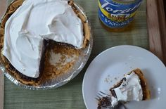 S'mores Protein Pudding Pie