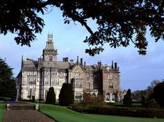 Adare Manor. My favorite place to stay in Ireland!