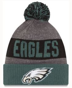 67d8a2600 New Era Philadelphia Eagles Sport Knit Men - Sports Fan Shop By Lids -  Macy s