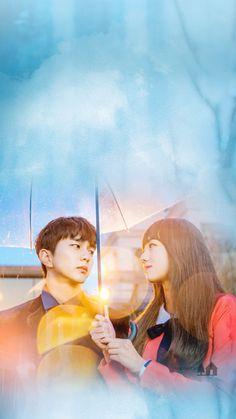 Korean Couple, Best Couple, Live Action, My Shy Boss, Robot Wallpaper, Wattpad Book Covers, Korean Drama Best, Yoo Seung Ho, Playful Kiss