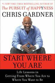 Chris Gardner - Chris helped fund $50mil to help build the homeless low-income housing and provide emnployment to homeless people in San Francisco.