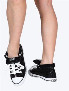 Gotta Flurt Child Glitter High Top Sneaker