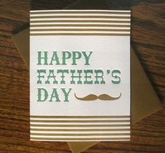 father's day: happy father's day card