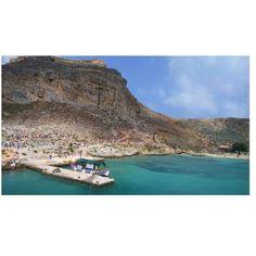 Greece Crete Gramvousa