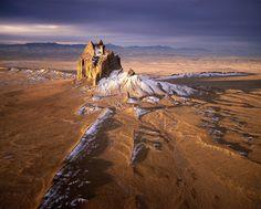 大自然にそびえる8つの岩石層、神聖になれる場所(画像集)