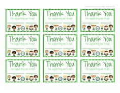 Girl scout cookie sale door tags sorry we missed you by fashionable moms girl scouts free printable thank you cards colourmoves Image collections