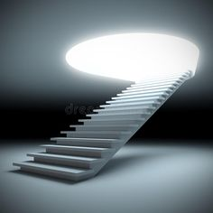 Stair to the future. A illustration of a stair to the future , Photoshop Tutorial, Photoshop Actions, Free Photoshop, Photo Manipulation, Typography Design, 3 D, Stairs, Graphic Design, Future