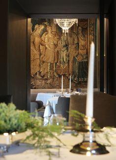restaurantes Castell Peralada Restaurant Girona  Tarruella Trenchs Studio