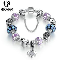 Good Spinner Bear Crystal Charm Beads Fit Pandora Charm Bracelet For Women Diy Jewelry Accessories Gift Online Discount Beads Jewelry & Accessories
