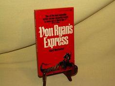 Von Ryan's Express by David Westheimer Signet 451-Y6586 Copy 1964 Frank Sinatra