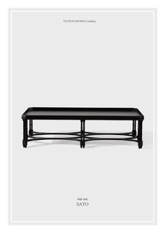 SATO coffee table