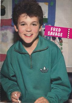 Fred Savage Fred Savage, Feeling Happy, Good Times, Children, Mens Tops, Jackets, Fashion, Stories For Children, Young Children
