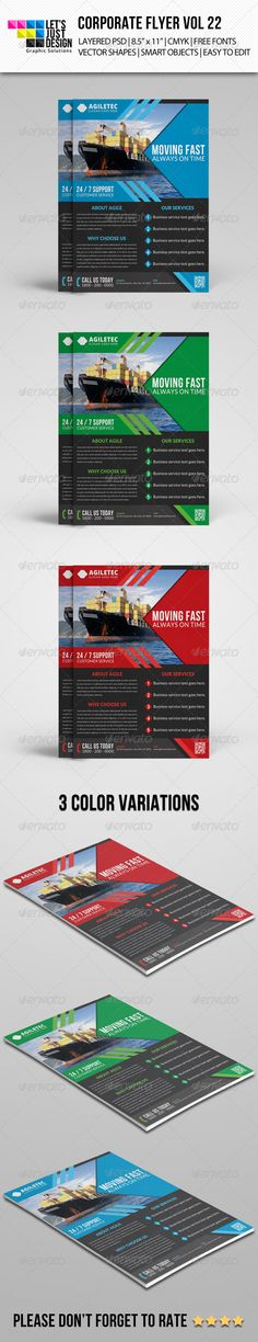 Moving House Flyer PSD Template Buy and Download http - corporate flyer template